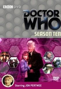 Doctor Who (10ª Temporada) - Série Clássica - Poster / Capa / Cartaz - Oficial 1
