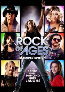 Rock of Ages: O Filme - Poster / Capa / Cartaz - Oficial 3