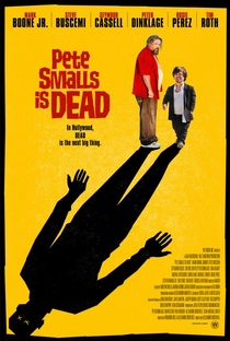 A Morte de Pete Smalls - Poster / Capa / Cartaz - Oficial 1