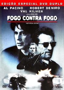 Fogo Contra Fogo - Poster / Capa / Cartaz - Oficial 9