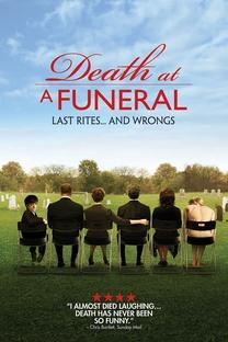 Morte no Funeral - Poster / Capa / Cartaz - Oficial 3