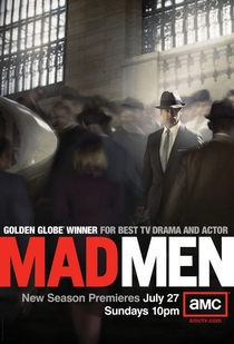Mad Men (2ª Temporada) - Poster / Capa / Cartaz - Oficial 1