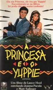 A Princesa e o Yuppie - Poster / Capa / Cartaz - Oficial 1
