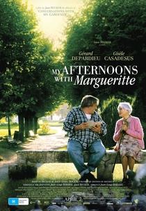 Minhas Tardes Com Margueritte - Poster / Capa / Cartaz - Oficial 2