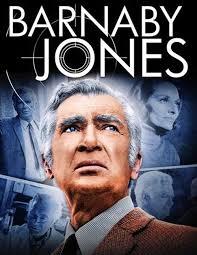 Barnaby Jones (1ª Temporada)  - Poster / Capa / Cartaz - Oficial 1