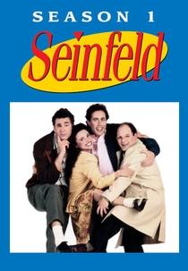 Seinfeld (1ª Temporada) - Poster / Capa / Cartaz - Oficial 1
