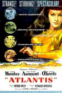 Atlântida, o Continente Perdido - Poster / Capa / Cartaz - Oficial 1
