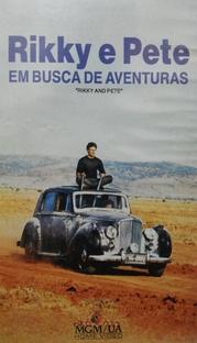 Rikky e Pete - Em Busca de Aventuras - Poster / Capa / Cartaz - Oficial 1