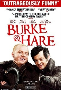 Burke e Hare - Poster / Capa / Cartaz - Oficial 2