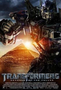 Transformers: A Vingança dos Derrotados - Poster / Capa / Cartaz - Oficial 7