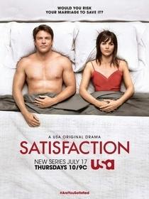 Satisfaction US (1ª Temporada) - Poster / Capa / Cartaz - Oficial 1