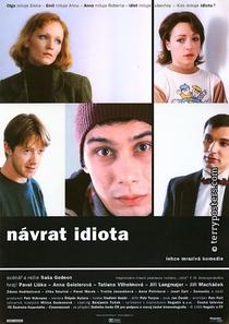 O Retorno do Idiota - Poster / Capa / Cartaz - Oficial 1