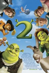 Shrek 2 - Poster / Capa / Cartaz - Oficial 1