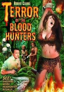 Terror of the Bloodhunters - Poster / Capa / Cartaz - Oficial 1
