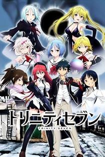 Trinity Seven OVA - Poster / Capa / Cartaz - Oficial 1