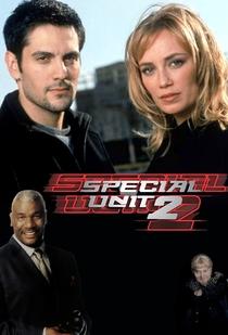 Special Unit (2ª Temporada) - Poster / Capa / Cartaz - Oficial 1