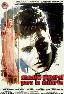 Ensayo General para la Muerte - Poster / Capa / Cartaz - Oficial 3