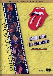Rolling Stones - Still Life In Seattle - Poster / Capa / Cartaz - Oficial 1
