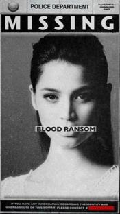 Blood Ransom - Poster / Capa / Cartaz - Oficial 1