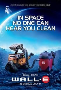 WALL·E - Poster / Capa / Cartaz - Oficial 4