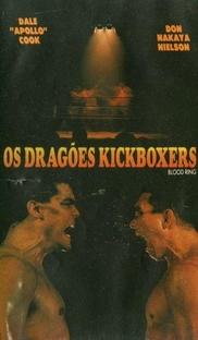Os Dragões Kickboxers - Poster / Capa / Cartaz - Oficial 1