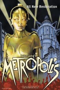 Metrópolis - Poster / Capa / Cartaz - Oficial 25
