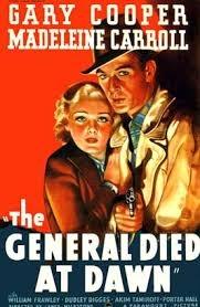 O general morreu ao amanhecer - Poster / Capa / Cartaz - Oficial 2