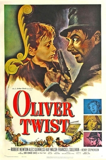 Oliver Twist - Poster / Capa / Cartaz - Oficial 2