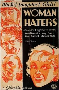 Odeio Mulheres - Poster / Capa / Cartaz - Oficial 1