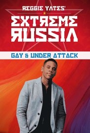 A Extrema Rússia de Reggie Yates - Poster / Capa / Cartaz - Oficial 1