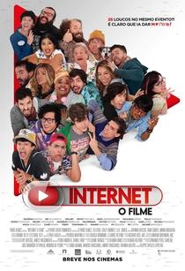 Internet: O Filme - Poster / Capa / Cartaz - Oficial 1