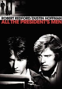 Todos os Homens do Presidente - Poster / Capa / Cartaz - Oficial 3