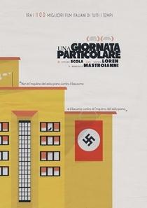 Um Dia Muito Especial - Poster / Capa / Cartaz - Oficial 1