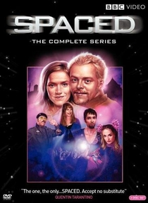 Spaced (1ª Temporada) - Poster / Capa / Cartaz - Oficial 1