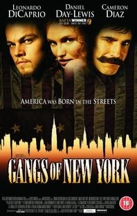 Gangues de Nova York - Poster / Capa / Cartaz - Oficial 7