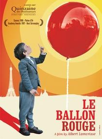O Balão Vermelho - Poster / Capa / Cartaz - Oficial 3