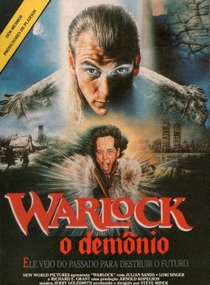 Warlock - O Demônio - Poster / Capa / Cartaz - Oficial 2