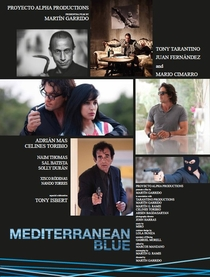 Mediterranean Blue - Poster / Capa / Cartaz - Oficial 1