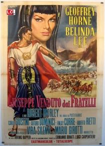 José Vendido no Egito - Poster / Capa / Cartaz - Oficial 1