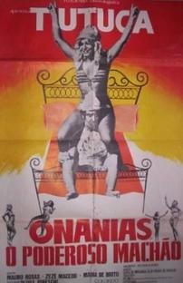 Onanias - O Poderoso Machão - Poster / Capa / Cartaz - Oficial 1