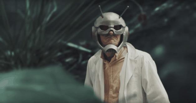 [CINEMA] Homem-Formiga de Werner Herzog