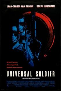 Soldado Universal - Poster / Capa / Cartaz - Oficial 19