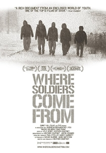 Where Soldiers Come From - Poster / Capa / Cartaz - Oficial 1