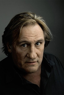 Gérard Depardieu - Poster / Capa / Cartaz - Oficial 1