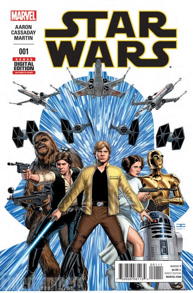 Star Wars: veja mais um preview da 1ª edição
