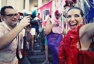 A Verdadeira História da Bailarina de Vermelho - Poster / Capa / Cartaz - Oficial 1
