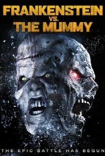 Frankenstein vs. A Múmia - Poster / Capa / Cartaz - Oficial 1