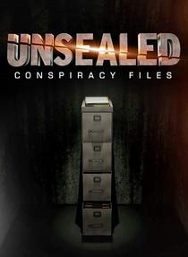 Arquivos Confidenciais (Deslacrado - Arquivos Conspiratórios) - Poster / Capa / Cartaz - Oficial 1