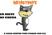 Gatástrofe - Poster / Capa / Cartaz - Oficial 1