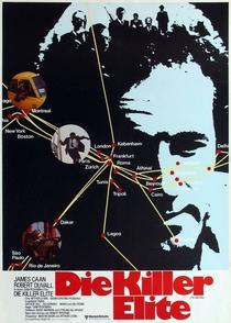 Assassinos de Elite - Poster / Capa / Cartaz - Oficial 3